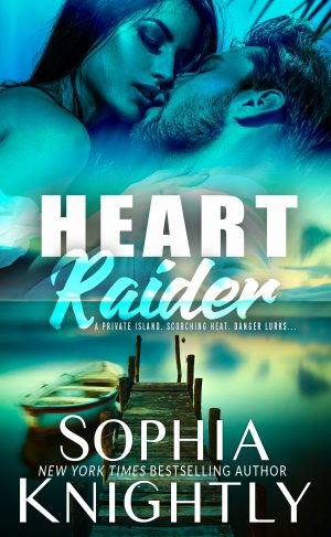 Cover for Heart Raider