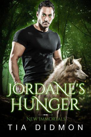 Cover for Jordane's Hunger