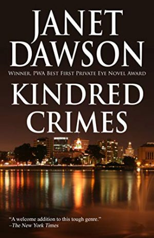 Cover for Kindred Crimes