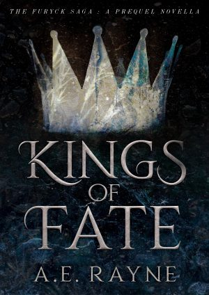 Cover for Kings of Fate