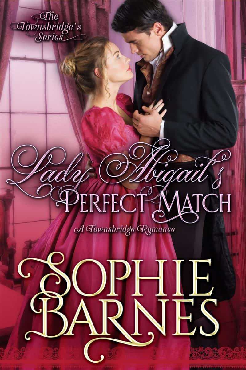 Cover for Lady Abigail's Perfect Romance
