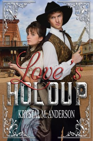 Cover for Love's Holdup