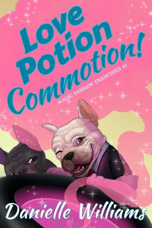 Cover for Love Potion Commotion!