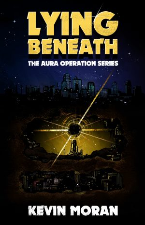 Cover for Lying Beneath