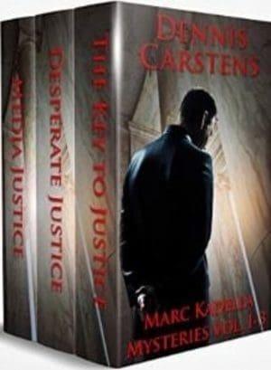 Cover for Marc Kadella Series Vol 1-3