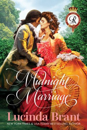 Cover for Midnight Marriage