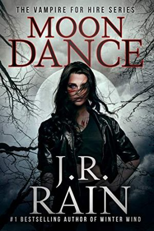 Cover for Moon Dance