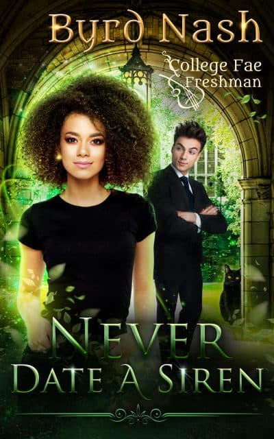 Cover for Never Date a Siren