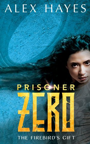 Cover for Prisoner Zero