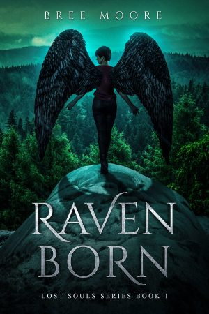 Cover for Raven Born