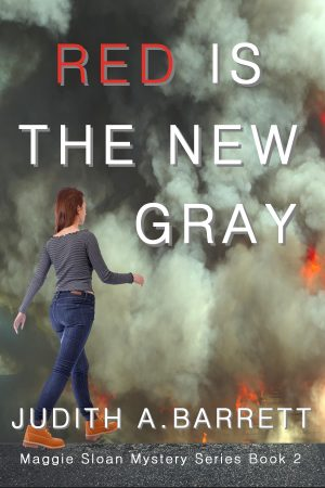 Cover for Red is the New Gray