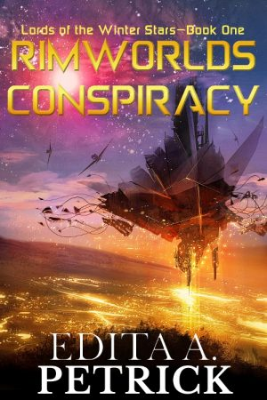 Cover for Rimworlds Conspiracy