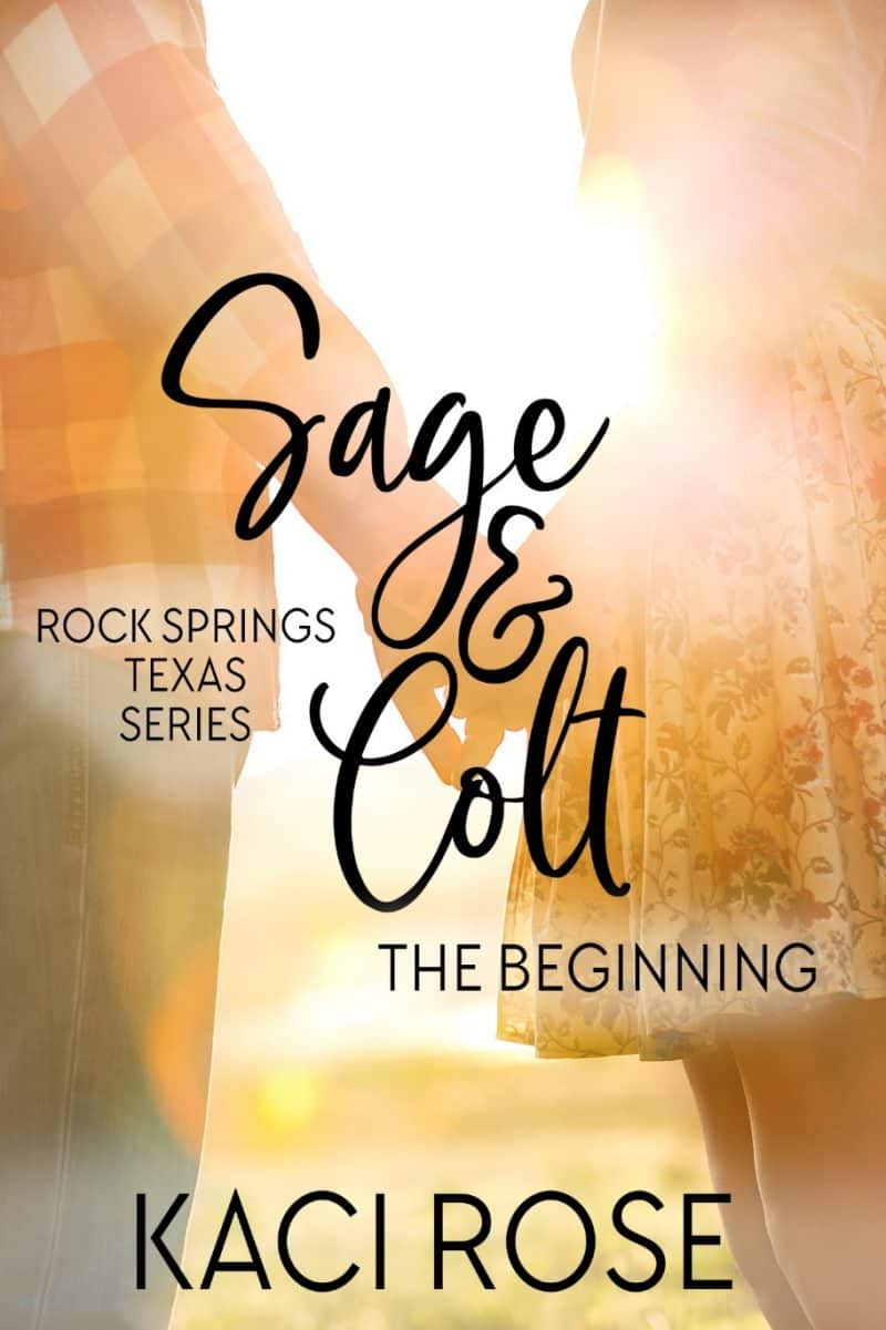 Cover for Sage and Colt: The Beginning