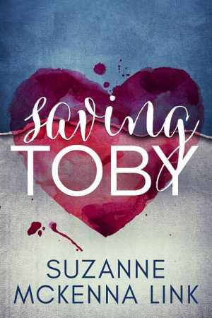 Cover for Saving Toby