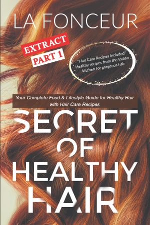 Cover for Secret of Healthy Hair Extract