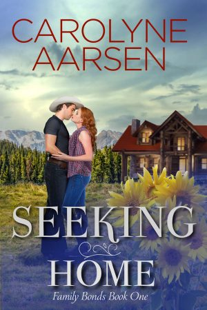 Cover for Seeking Home