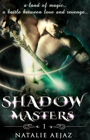 Cover for Shadow Masters