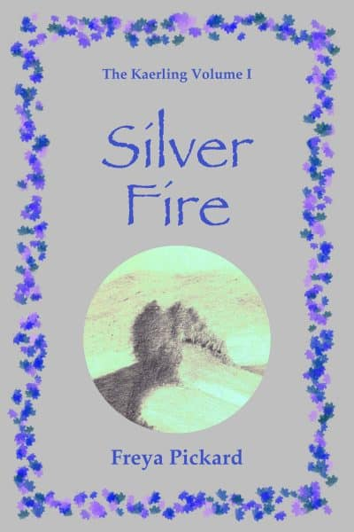 Cover for Silver Fire