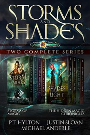 Cover for Storms and Shades