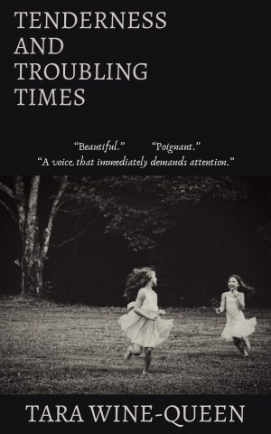 Cover for Tenderness and Troubling Times