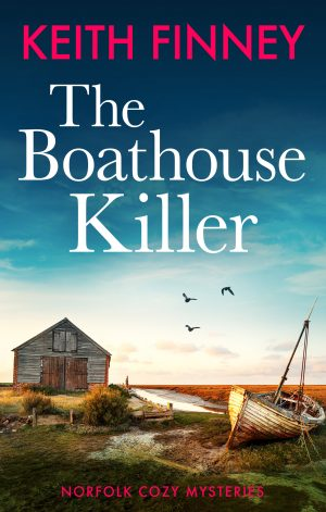 Cover for The Boathouse Killer