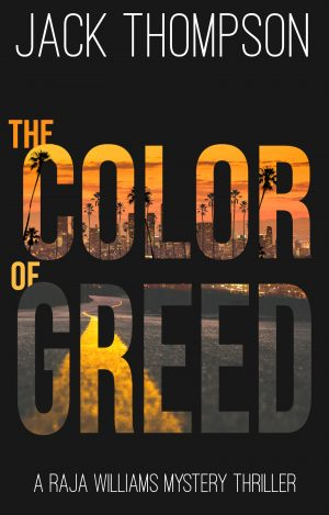 Cover for The Color of Greed