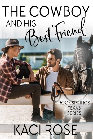 Cover for The Cowboy and His Best Friend