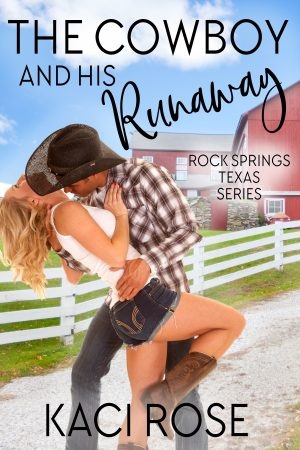 Cover for The Cowboy and His Runaway
