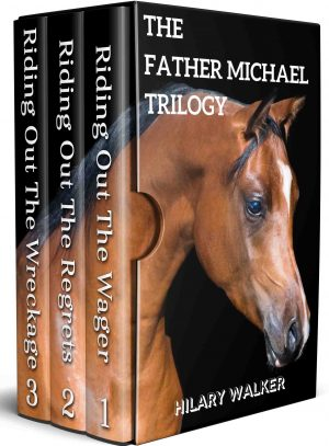 Cover for The Father Michael Trilogy