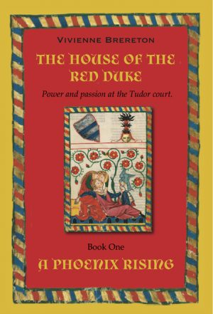 Cover for The House of the Red Duke