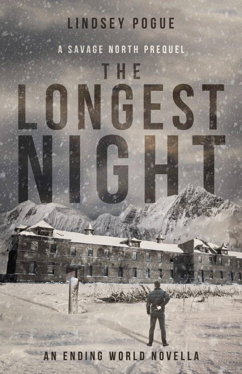 Cover for The Longest Night: A Savage North Post-Apocalyptic Prequel