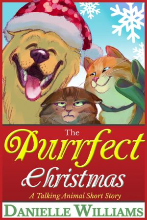 Cover for The Purrfect Christmas
