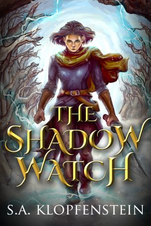 Cover for The Shadow Watch