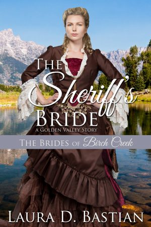 Cover for The Sheriff's Bride