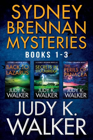 Cover for The Sydney Brennan Mystery Series: Books 1-3