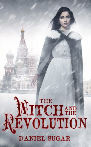 Cover for The Witch and the Revolution