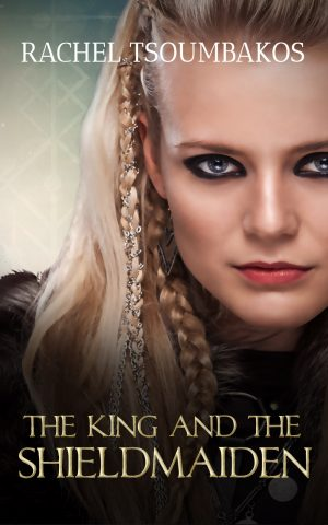 Cover for The King and the Shieldmaiden
