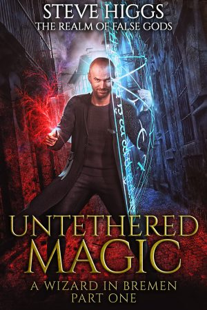 Cover for Untethered Magic