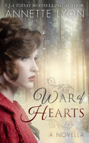 Cover for War of Hearts
