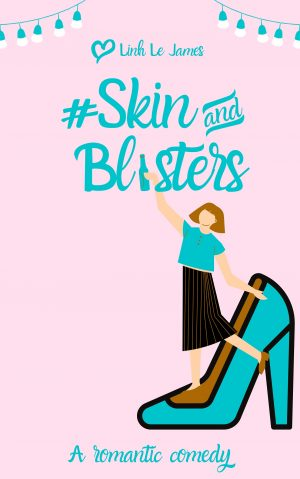 Cover for #SkinAndBlisters