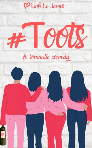 Cover for #Toots