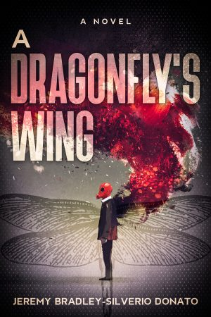 Cover for A Dragonfly's Wing