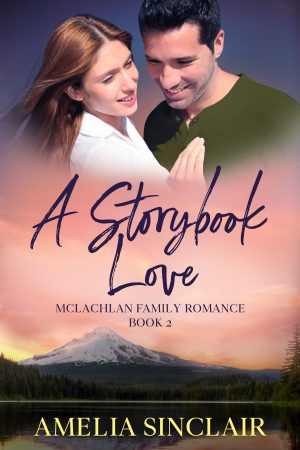 Cover for A Storybook Love