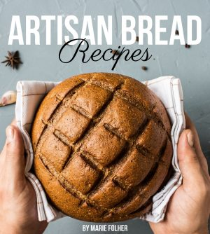 Cover for Artisan Bread Recipes