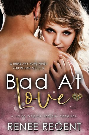 Cover for Bad At Love