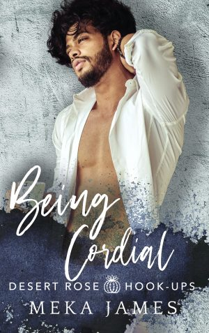 Cover for Being Cordial
