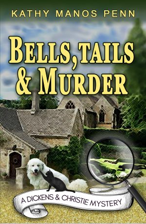 Cover for Bells, Tails, & Murder