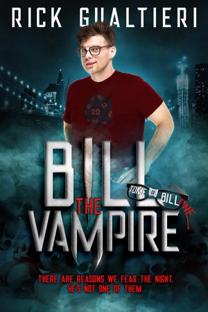 Cover for Bill The Vampire