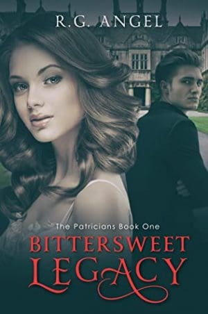 Cover for Bittersweet Legacy