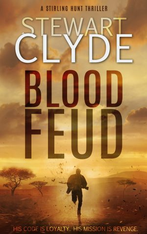 Cover for Blood Feud